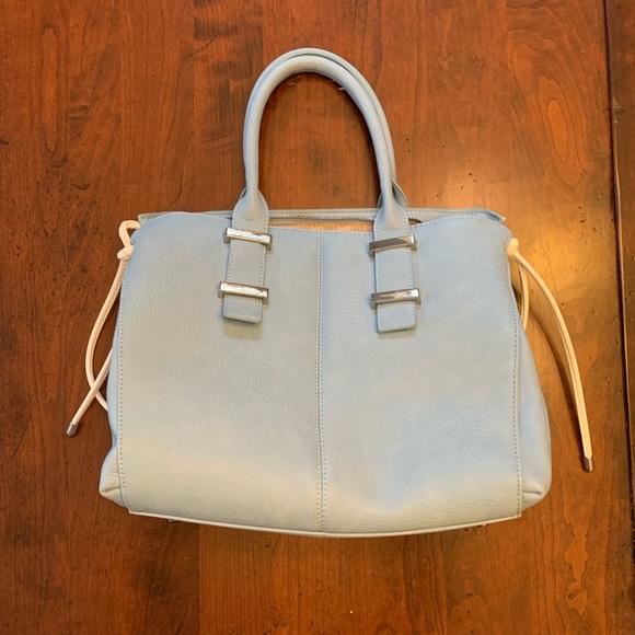 Charming Charlie Handbags - Light blue satchel